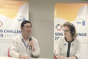 Cuộc thi SDG Challenge hỗ trợ người khuyết tật