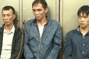 Công an Đồng Tháp bắt 3 đối tượng vận chuyển hơn 10 kg ma túy