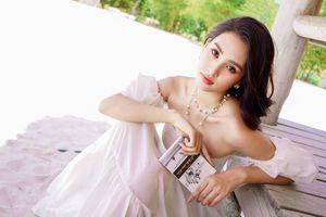 Hoa hậu Tiểu Vy đẹp thuần khiết trên cao nguyên M'Drắk