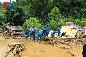 Lai Châu còn hàng trăm hộ dân sinh sống nơi có nguy cơ sạt lở cao