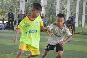 'Messi Châu Ro' bị loại, cháu của Công Phượng trúng tuyển vào lò HAGL