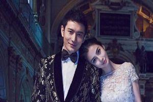 Huỳnh Hiểu Minh - Angelababy: Cuộc tình đẹp trước khi hôn nhân tan vỡ