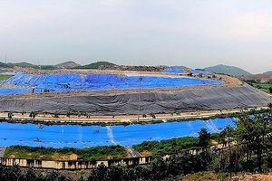 Hà Nội: Đường vào bãi rác Nam Sơn đã thông trở lại