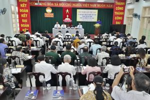 Mặt trận Đà Nẵng xây 74 nhà Đại đoàn kết cho hộ nghèo