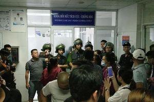 Công an Đà Nẵng thông tin vụ người bị giam phải nhập viện