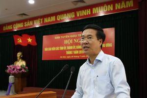 Tăng cường bảo vệ nền tảng tư tưởng của Đảng trong tình hình mới