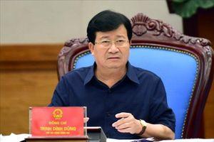 Phó Thủ tướng Trịnh Đình Dũng sẽ thăm, làm việc tại UAE và Tan-da-ni-a
