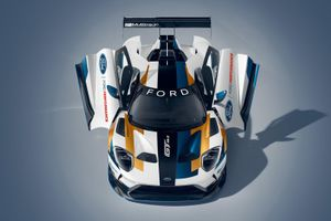 Siêu xe Ford GT mạnh nhất có giá 1,2 triệu USD, công suất 700 mã lực