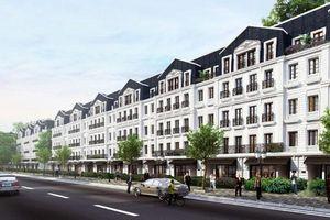 Nhà đầu tư được gì khi đầu tư shophouse khu phố thương mại tại cửa ngõ phía Tây Hà Nội