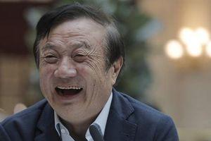 CEO Huawei: Mỹ không muốn thừa nhận vị thế Huawei