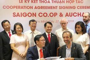 Tiếp nhận Auchan, Saigon Co.op được gì?