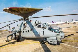 Ấn Độ trang bị tên lửa chống tăng đa năng cho Mi-35