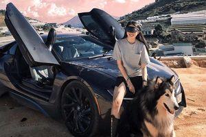 Girl xinh mới nổi sexy nhất Instagram: Thả dáng 'chuẩn đét' bên loạt siêu xe