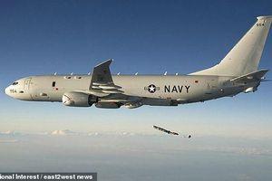 Khoảnh khắc kịch tính: Chiến cơ Nga chặn trinh sát cơ Mỹ gần Crimea