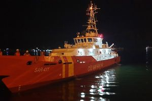 Vụ chìm tàu cá NA 95899 TS: Bão tan, tiếp tục tìm kiếm các ngư dân mất tích trên biển