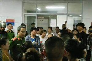 Bị can biến chứng nguy kịch, Bệnh viện Đà Nẵng bị 'vây'