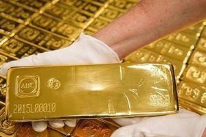 Giá vàng quay đầu tăng phiên cuối tuần