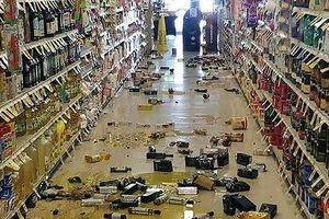 Động đất ngay gần bãi thử bom của hải quân Mỹ tại California