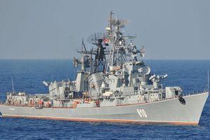 Máy bay, tàu chiến Nga và NATO cùng 'quần thảo' ở Biển Đen