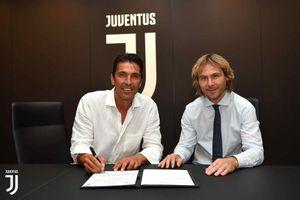 Huyền thoại Gianluigi Buffon chính thức 'tái hôn' với Juventus
