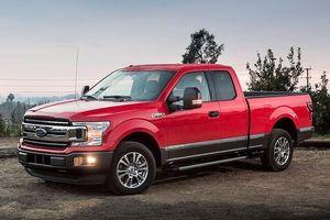 Top 10 mẫu xe bán chạy nhất nửa đầu 2019 tại Mỹ