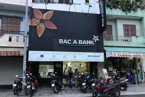 Điều tra nghi án cướp ngân hàng ở TP HCM
