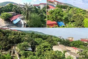 Dự án của Đại học Hải Phòng chờ quyết định về giá đất đền bù