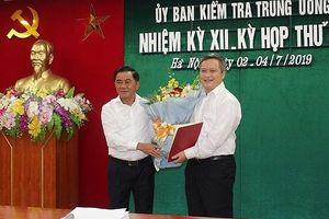 Ủy viên UBKT Trung ương Trần Tiến Hưng làm Phó Bí thư Tỉnh ủy Hà Tĩnh