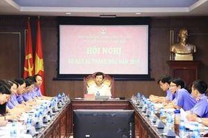Viện trưởng Lê Minh Trí: Bố trí, sử dụng cán bộ hợp lý, đúng năng lực, sở trường