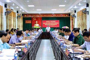 Ủy ban kiểm tra các cấp tăng cường kiểm tra, giám sát, rà soát việc bổ nhiệm cán bộ