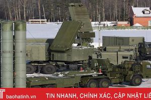 Tên lửa S-400 của Nga sẽ lên đường đến Thổ Nhĩ Kỳ vào ngày 7/7