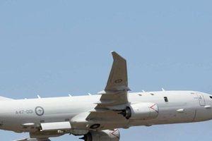 Tiêm kích Su-27 của Nga chặn đường máy bay trinh sát của Mỹ ở Biển Đen
