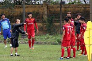 18 tuyển thủ U23 Việt Nam lên tuyển cho đợt tập trung ngắn hạn 7/2019