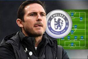 Lampard sẽ xếp đội hình Chelsea vào đầu mùa giải mới thế nào?