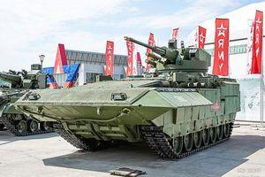 Lộ diện vũ khí mới trên xe chiến đấu bộ binh Armata