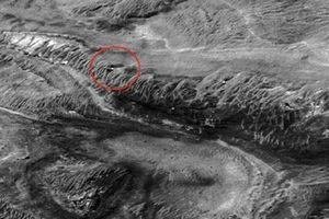 Phát hiện 'cơ sở bí mật' của người ngoài hành tinh trên sao Hỏa