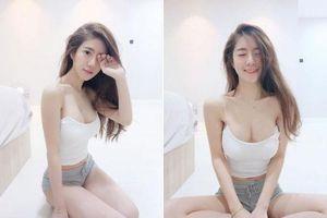 Ngắm 'gương mặt học sinh, thân hình phụ huynh' của hot girl Malaysia