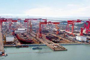 Hai tập đoàn đóng tàu lớn nhất Trung Quốc sắp sáp nhập