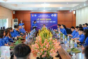 Đại học Văn hóa Hà Nội ra quân chiến dịch 'Mùa hè xanh' năm 2019