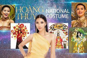 Dự đoán: H'Hen Niê - Lệ Hằng chọn mẫu National Costume 'hoành tráng' nào cho Hoàng Thùy?