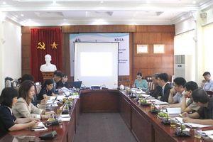 Tổng cục Biển và Hải đảo Việt Nam – KOICA (Hàn Quốc): Khởi động Dự án thiết lập nền tảng cho quản lý tổng hợp vùng bờ tại một số tỉnh ven biển Việt Nam