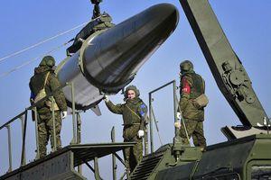Tổng thống Putin ký luật đình chỉ thực hiện Hiệp ước tên lửa tầm gần và tầm trung