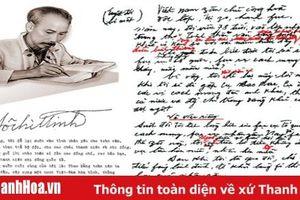 Thể lệ Cuộc thi 'Học tập Di chúc của Chủ tịch Hồ Chí Minh'