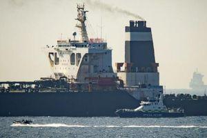 Iran triệu Đại sứ Anh phản đối vụ bắt giữ tàu trên eo biển Gibraltar
