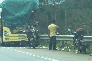 Tai nạn liên hoàn trên cao tốc Nội Bài - Lào Cai, nhiều người bị thương