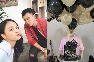 Facebook sao Việt hôm nay (5/7): Thu Quỳnh đăng ảnh với Tuấn Tú, Sơn Tùng mừng sinh nhật tuổi 25