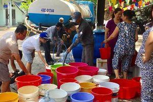 Nhiều khách sạn, chung cư cao cấp ở Đà Nẵng phải mua nước sinh hoạt giá cao gấp 10 lần