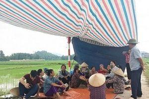 Hà Nội chỉ đạo tháo gỡ khó khăn tại Dự án KLHXLCT Sóc Sơn