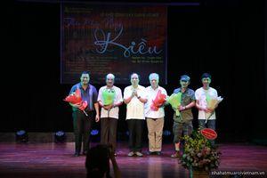 Dựng 'Truyện Kiều' lên sân khấu múa rối thử nghiệm