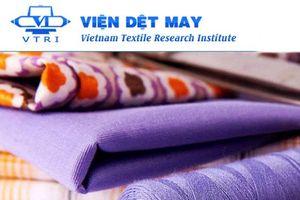 Cấp mã VDM cho Công ty CP - Viện nghiên cứu Dệt may